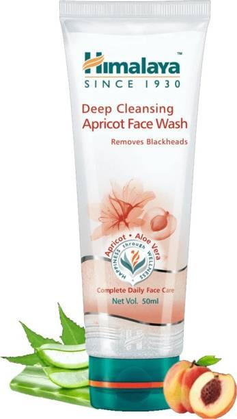 HIMALAYA Deep Cleansing Apricot , 50ml Face Wash