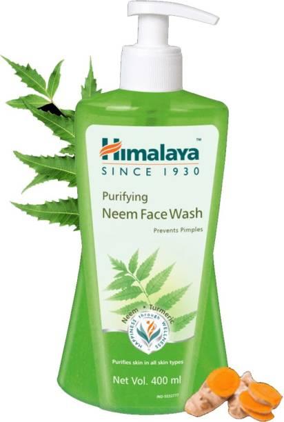 HIMALAYA Purifying Neem  400ml Face Wash