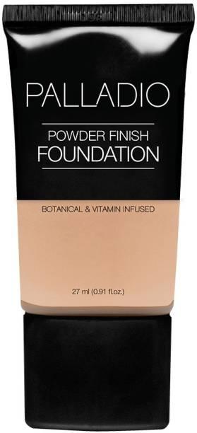 Palladio Beauty FOUNDATION TUBES PORCELAIN Foundation