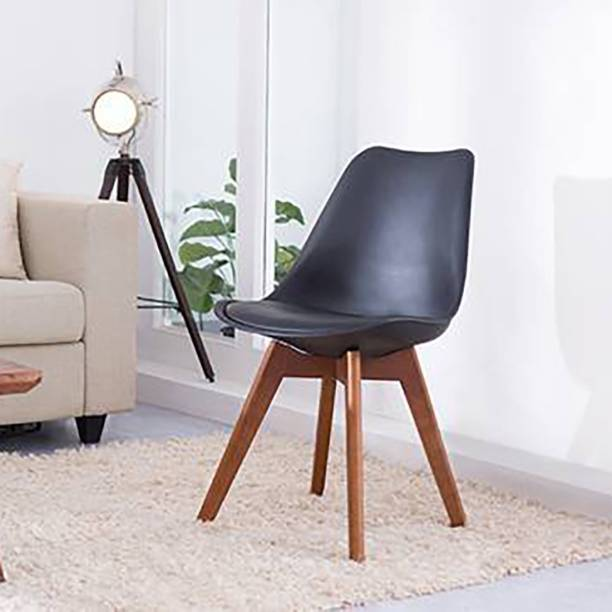 Urban Ladder Pashe Chair Leatherette Living Room Chair