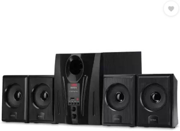 Intex 2655-IT DIGI PLUS 60 W Home Theatre