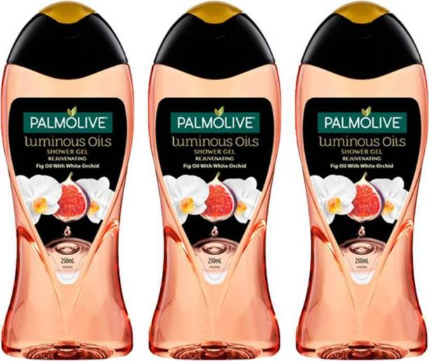 PALMOLIVE Luminous Oils Rejuvenating Shower Gel (Saver Combo)