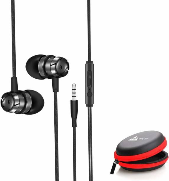 WeCool W001-Black Wired Headset