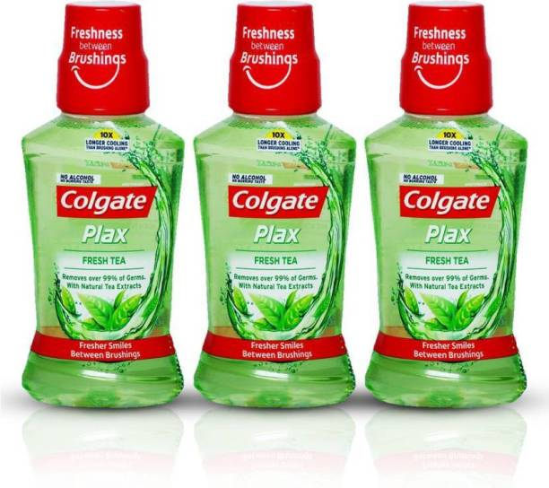 Colgate Plax - Fresh Tea