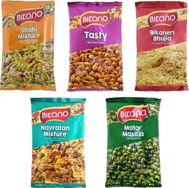 bikano Assorted Namkeen Pack