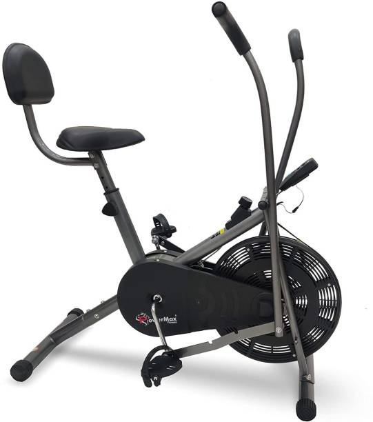 Powermax Fitness BU-201 Dual-Action Stationary Exercise Bike