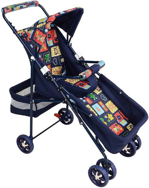 Pram World Stroller cum pram Twin Strollers & Prams