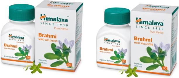 HIMALAYA Brahmi 60 x 2 =120 Tablets