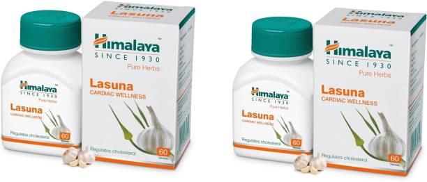 HIMALAYA Lasuna 60 x 2= 120 Tablets