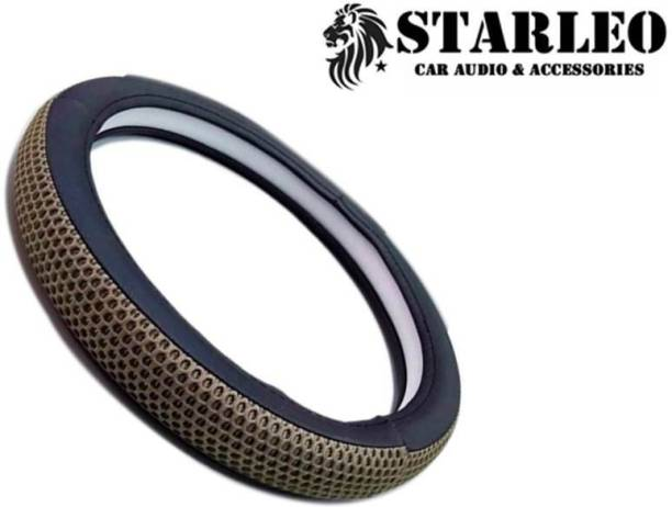 starleo Steering Cover For Hyundai i20, i10, Xcent, Santro Xing