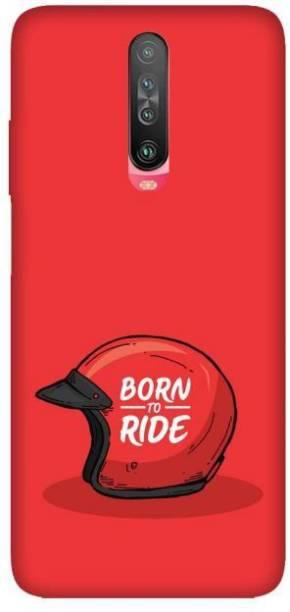 YuBingo Back Cover for Xiaomi Poco X2