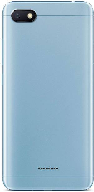 Boom REDMI 6A With Camera Lens Power Volume Buttons Back Panel