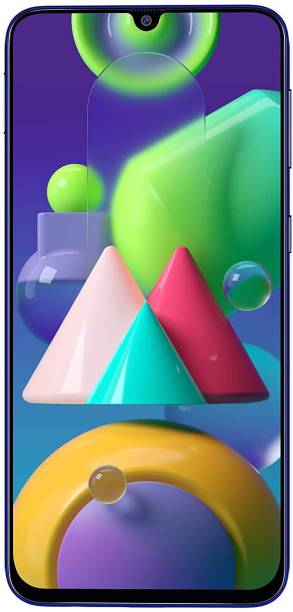 SAMSUNG Galaxy M21 (Midnight Blue, 64 GB)