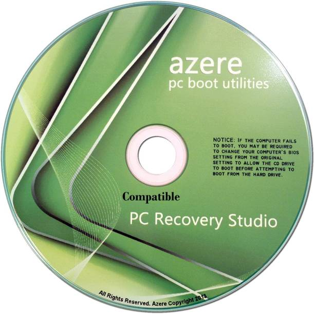 Compatible Azere PC Utilities - Insert & Boot Instant Operating System for [Windows - Linux - Mac] Azere is portable; the disc can be inserted into any computer and restarted to load the Azere operating system 32/64bit