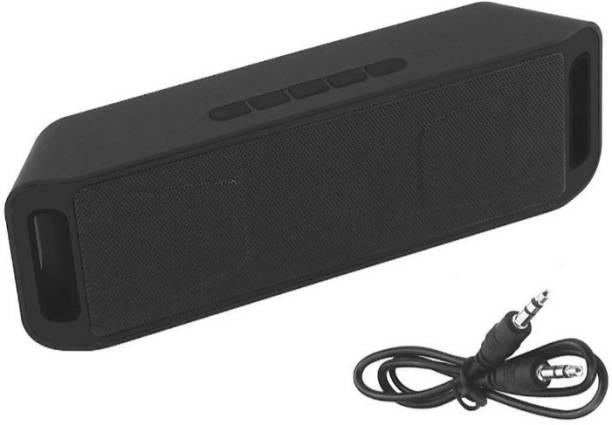 THE MOBILE POINT S208 Wireless Speaker 5 W Bluetooth Speaker