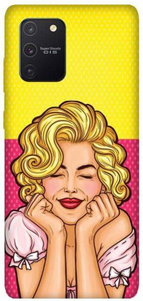 YuBingo Back Cover for Samsung Galaxy S10 Lite