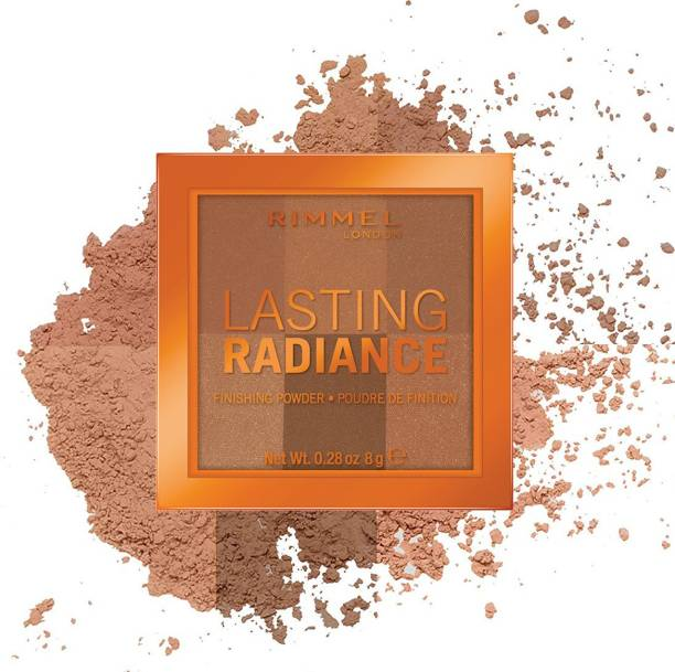 Rimmel London Lasting Radiance Finishing Powder, Espresso Compact