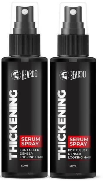 BEARDO Hair Thickening Serum Spray