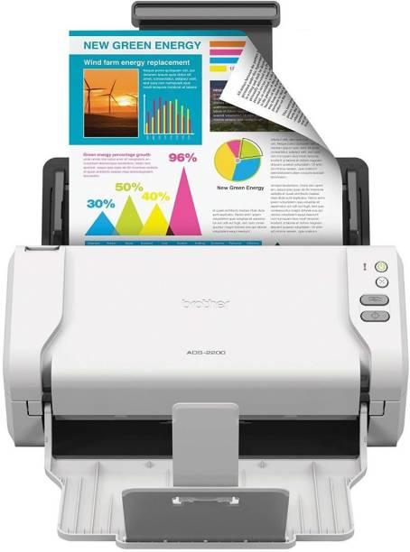 brother ADS2200 High Speed Color Duplex Document Scanner Scanner