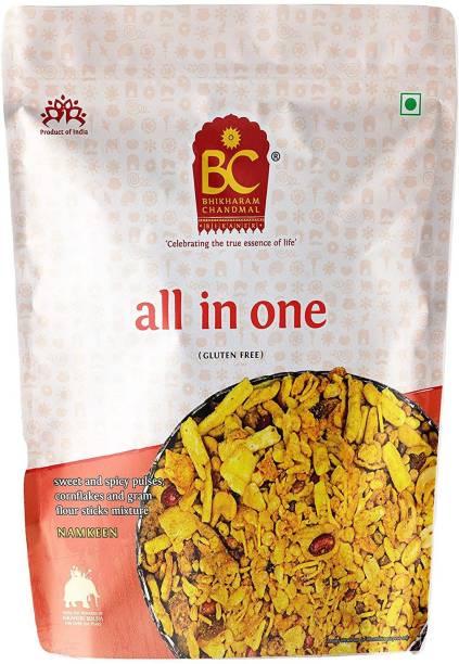 BHIKHARAM CHANDMAL All in One - Indian Namkeen - 1kg (Pack of 1)