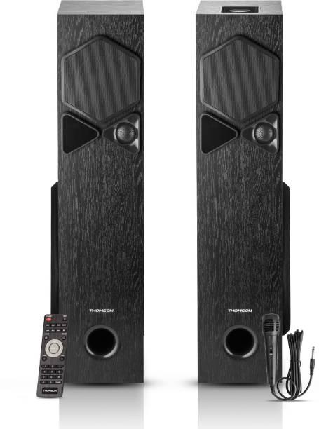 Thomson TSP10-BK 100 W Bluetooth Tower Speaker