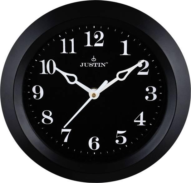 Justin Analog 20 cm X 20 cm Wall Clock