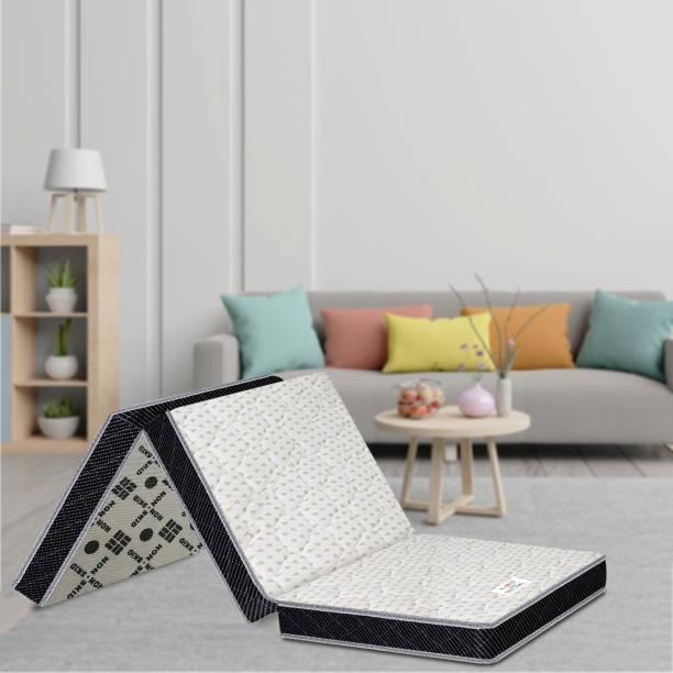 Flipkart Perfect Homes Travel/Folding 3 inch Single PU Foam Mattress