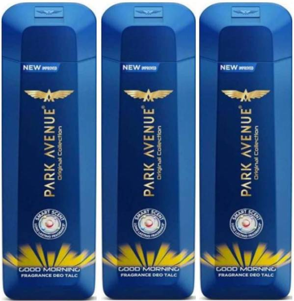 PARK AVENUE Good Morning Fragrance Deo Talc