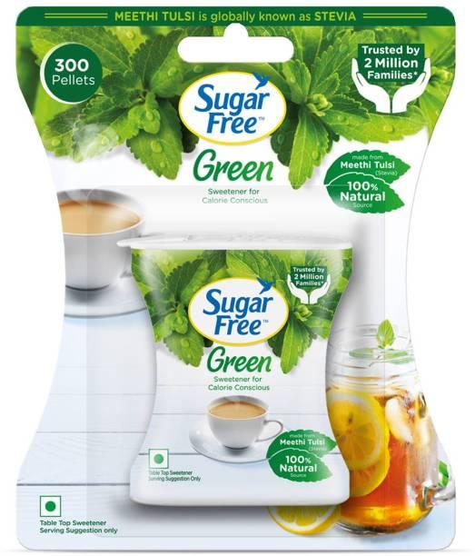 Sugar free Green 300 Pellets Sweetener