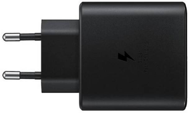 SAMSUNG EP-TA845XBNGIN 3 A Multiport Mobile Charger with Detachable Cable