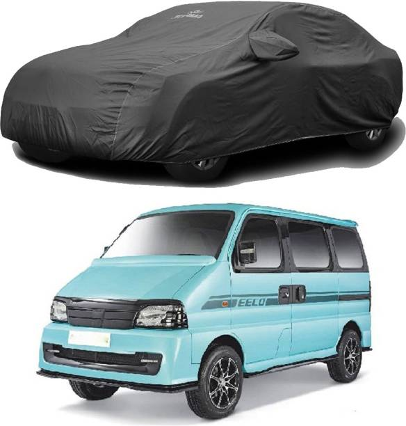 CARMATE Car Cover For Maruti Suzuki Eeco (With Mirror Pockets)