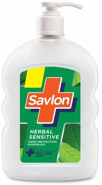 Savlon herbal sensetive germ protection hand wash Hand Wash Pump Dispenser