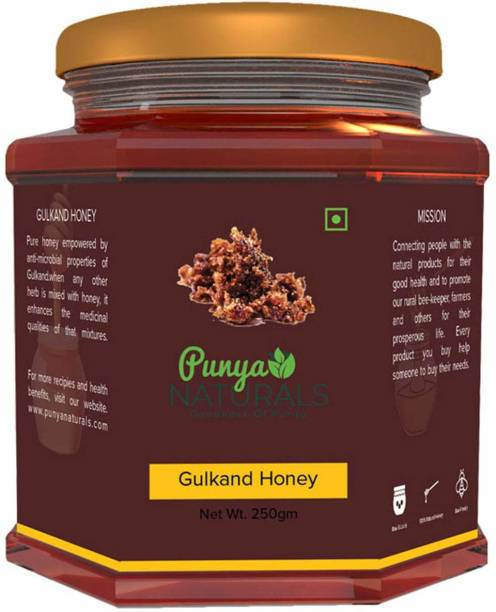 Punya Naturals Orgainc GULKAND WITH HONEY