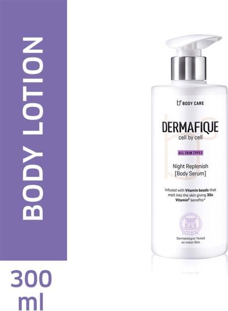 Dermafique Night Replenish Body Serum