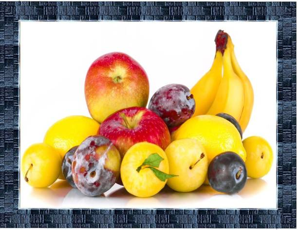 LiveArts beautiful fruits Digital Reprint 10.5 inch x 13.5 inch Painting