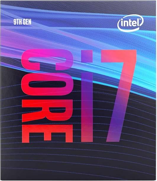 Intel Core i7-9700 9th Generation 3 GHz Upto 4.7 GHz LGA 1151 Socket 8 Cores 8 Threads 12 MB Smart Cache Desktop Processor