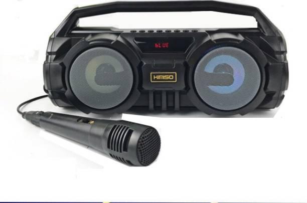fiado Kimi-s1 high bass karaoke speaker wireless 24 W Bluetooth Speaker