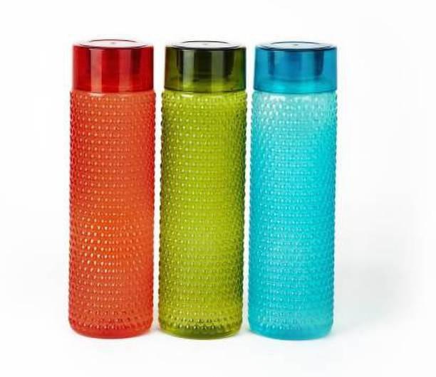 Filox Bubble Shape Designer Water Bottle For School,College,Office 1000 ml Bottle 1000 ml Bottle