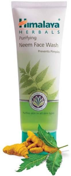 HIMALAYA herbals Purifying Neem Face wash Face Wash