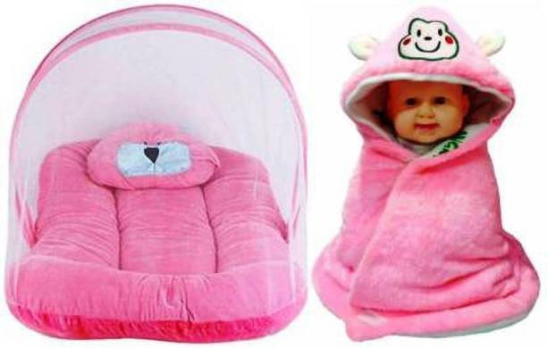 Cheesy Cheeks Baby Sleeping Bed Combo