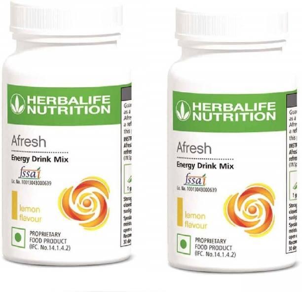 HERBALIFE Afresh Energy Drink Mix Energy Drink