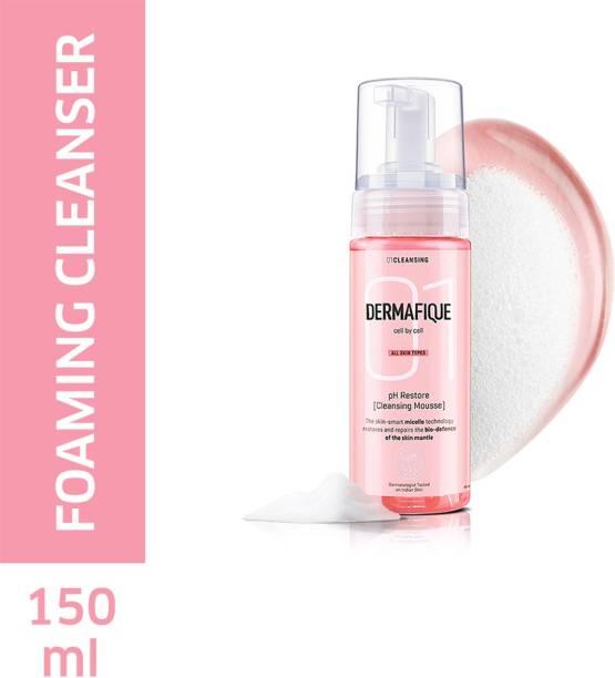 Dermafique PH Restore Cleansing Mousse Face Wash