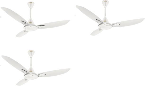 USHA Bloom Primrose CF 1250 mm 3 Blade Ceiling Fan