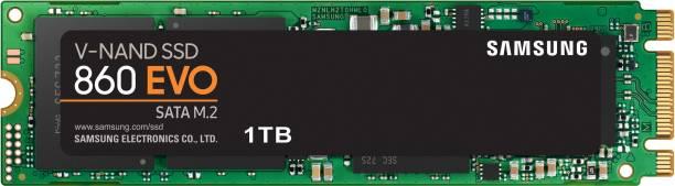 SAMSUNG 860 EVO 1 TB Laptop, Desktop Internal Solid State Drive (MZ-N6E1T0BW)