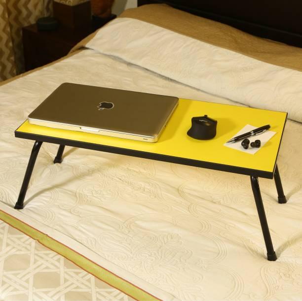 Flipkart Perfect Homes Studio Engineered Wood Portable Laptop Table