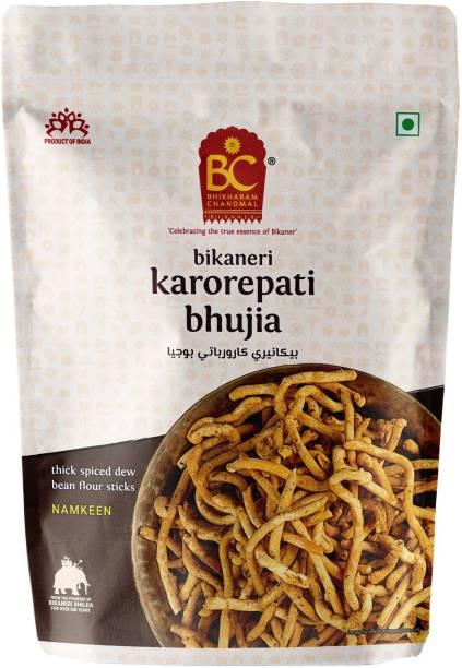 BHIKHARAM CHANDMAL Karopati Bhujia Pack of 1