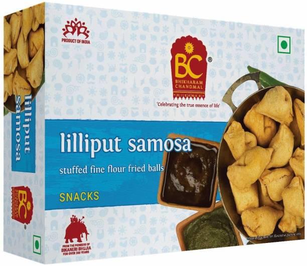 BHIKHARAM CHANDMAL Liliput Samosa Pack of 1