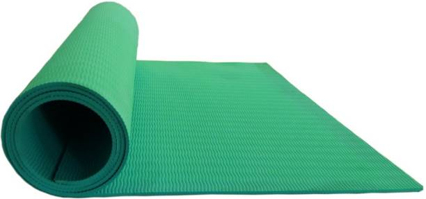 The World Trendz 4MM YOGA MAT 100% EVA ECO FRIENDLY Premium Quality 4MM mm Yoga Mat