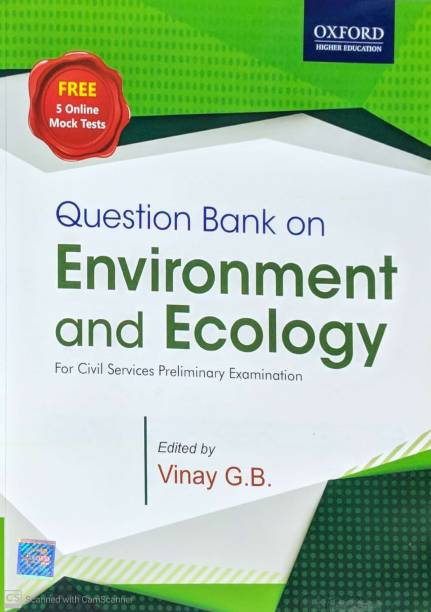 Oxford Question Bank on Environment and Ecology: For Civil Services Preliminary Examination