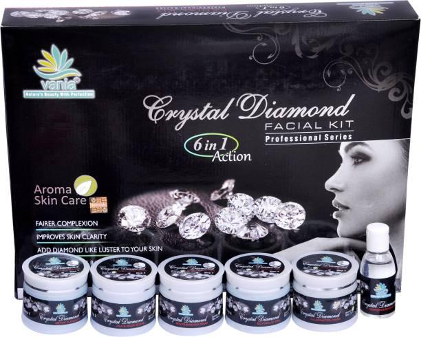 Vania Crystal Diamond Facial Kit